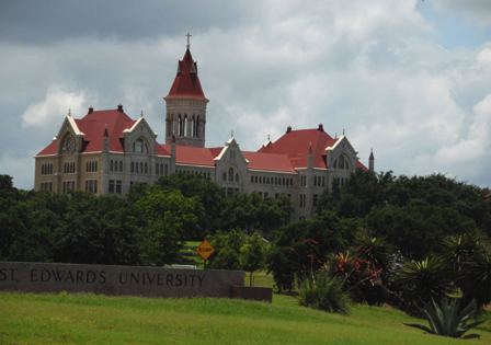 St edwards u campus
